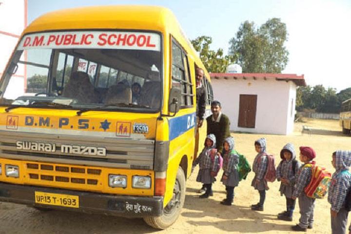 Dev Memorial Public School-Transport