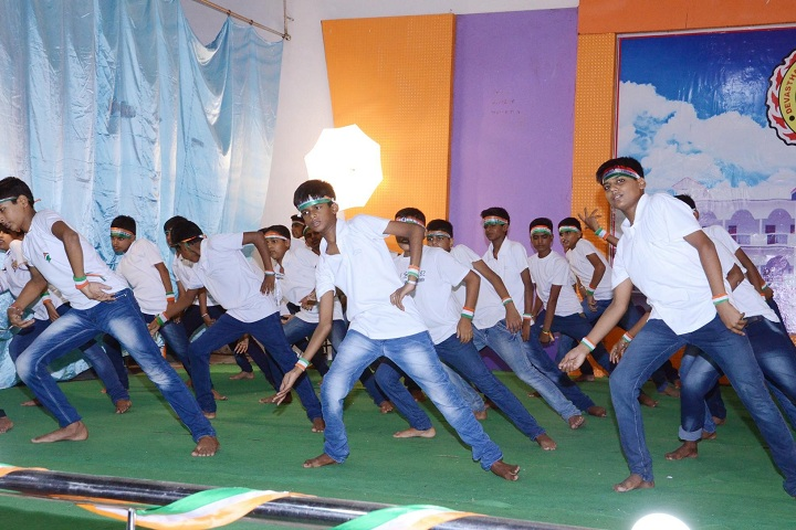 Devsthaly Vidyapeeth-Events dance