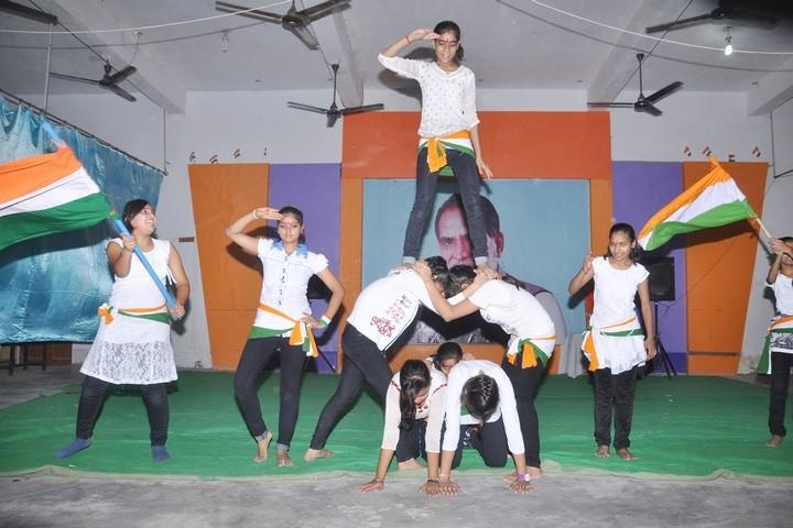 Devsthaly Vidyapeeth-Events republic day