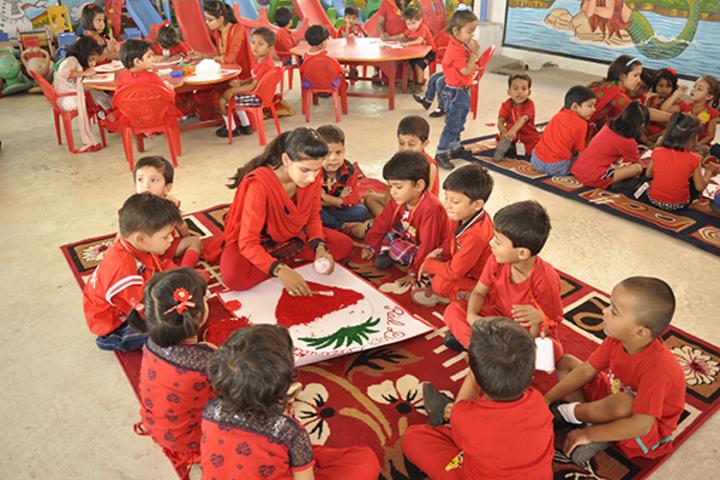 Shanti Niketan Academy-Activity Room