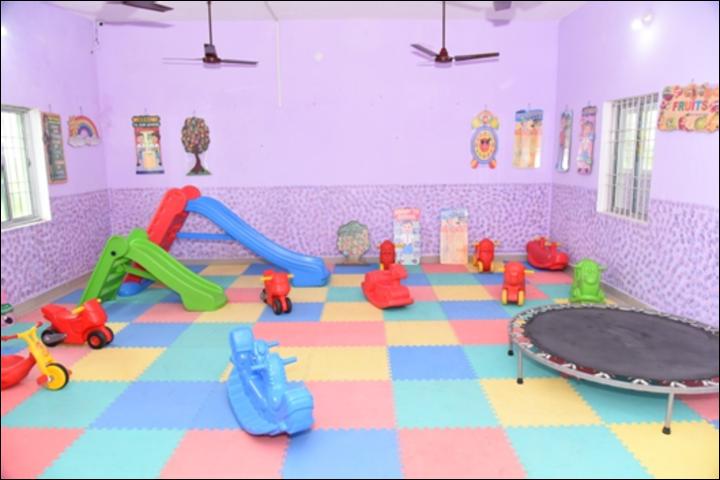 Shanti Niketan Academy-Kindergarden