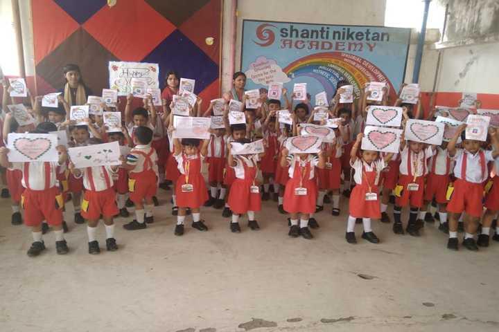 Shanti Niketan Academy-Mothers Day Celebrations
