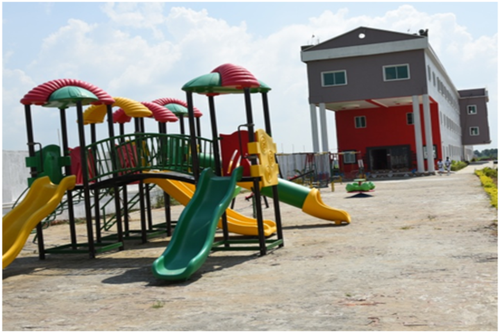 Shanti Niketan Academy-Play Area