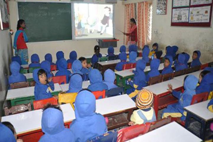 Shanti Niketan Academy-Smart Class
