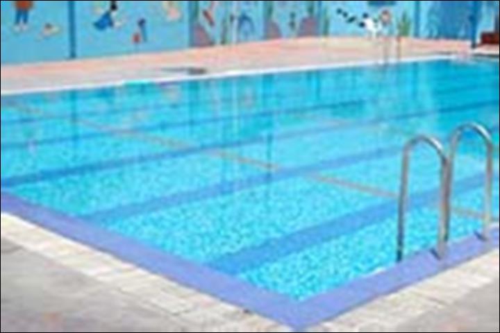 Shanti Niketan Academy-Swimming Pool