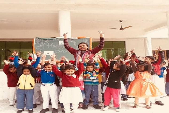 Diamond Public School-Events childrens day