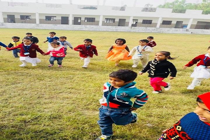 Diamond Public School-Sports playground