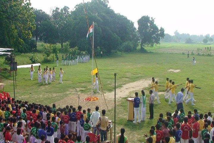 Dinapur Public School-Events republic day