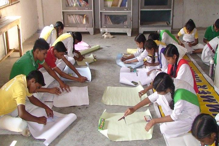 Dinapur Public School-Library