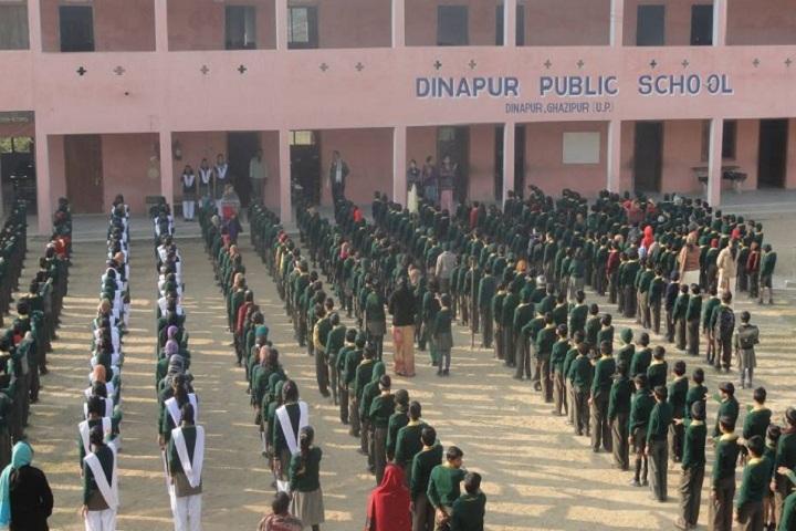 Dinapur Public School-Others prayer