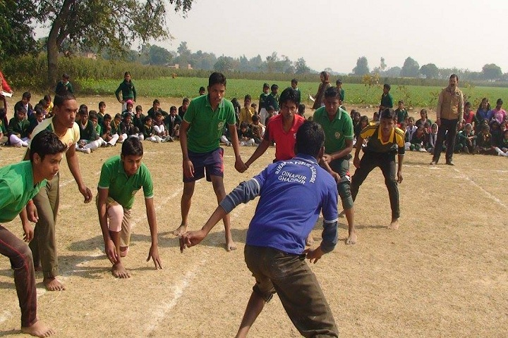 Dinapur Public School-Sports kabbadi