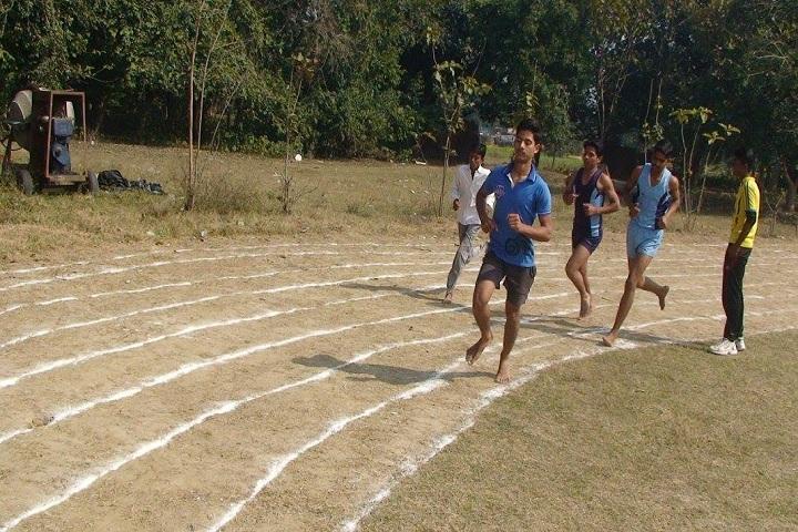 Dinapur Public School-Sports running