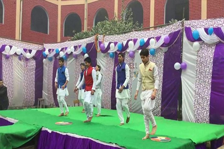Divine Educational Institute-Events dance