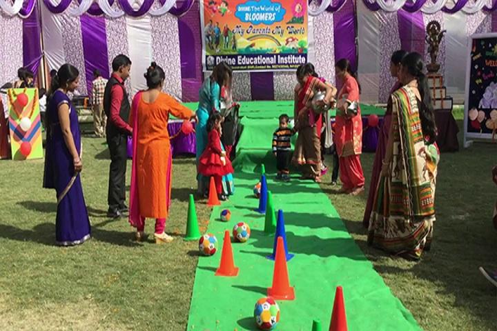 Divine Educational Institute-Events junior programme
