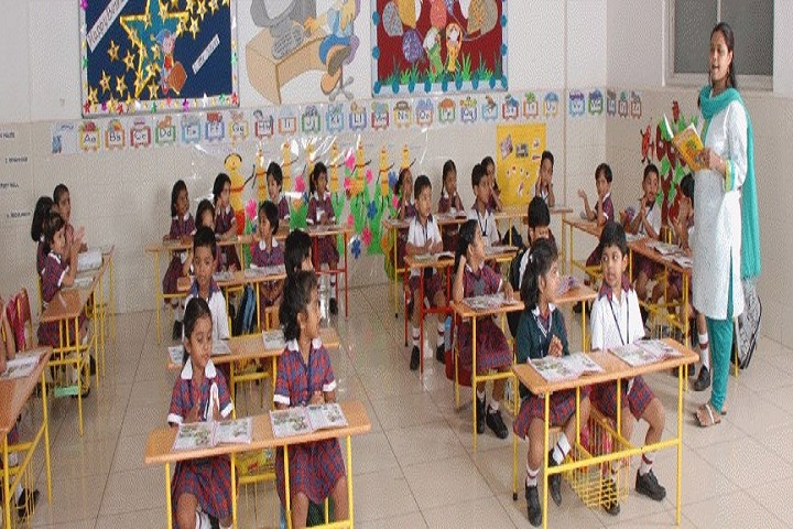 Divine Global Academy-Classroom junior