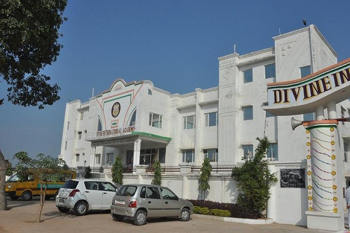 Divine International Academy-Campus-View front