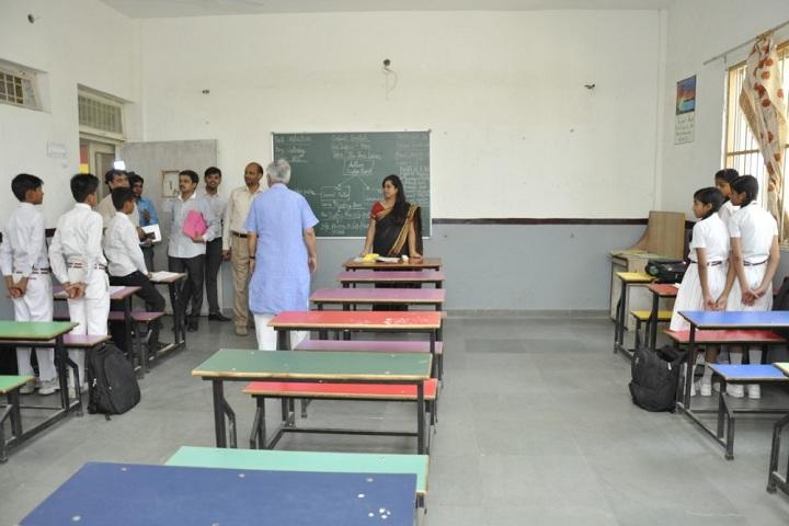 Divine International Academy-Classroom view