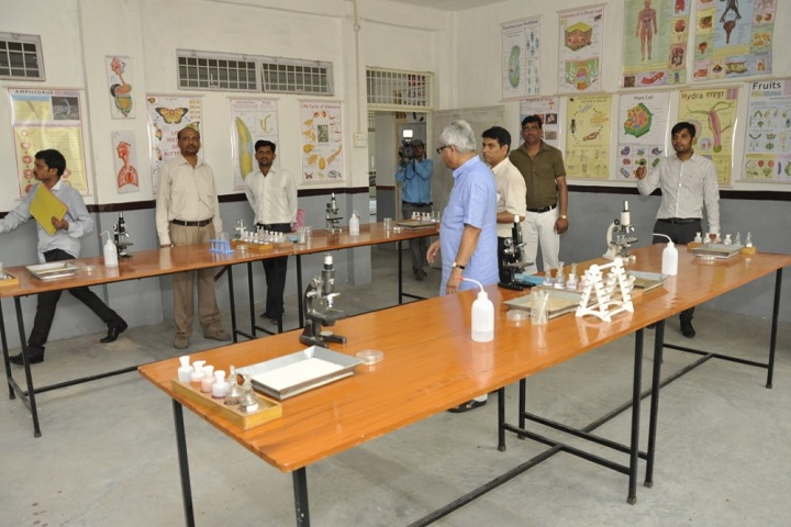 Divine International Academy-Laboratory biology