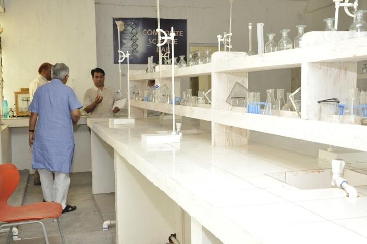 Divine International Academy-Laboratory chemistry