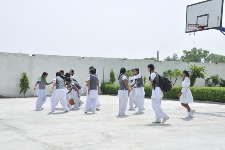 Divine International Academy-Sports vollyball