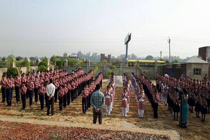 Divine Light Public Inter College-Others prayer