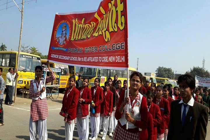 Divine Light Public Inter College-Others rally