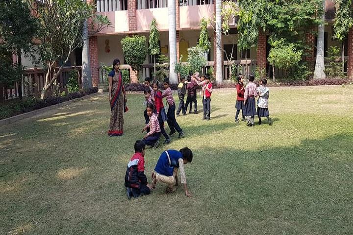 Divine Light Public Inter College-Sports playground
