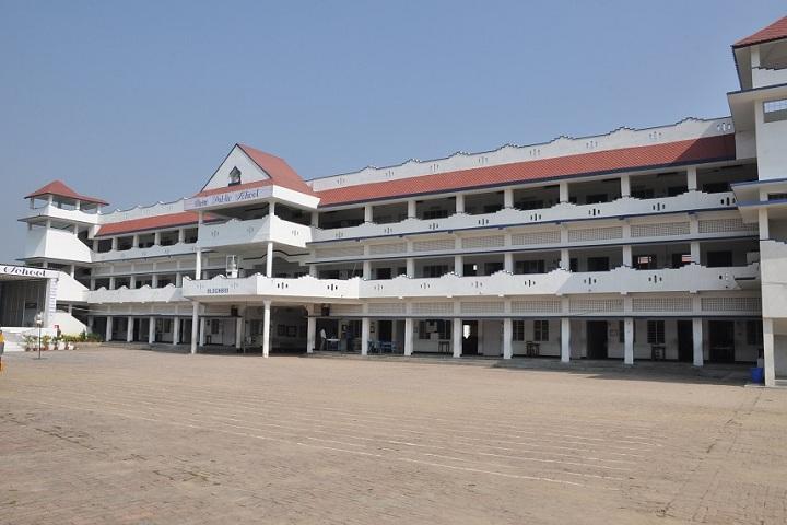 Divine Public School-Campus-View full