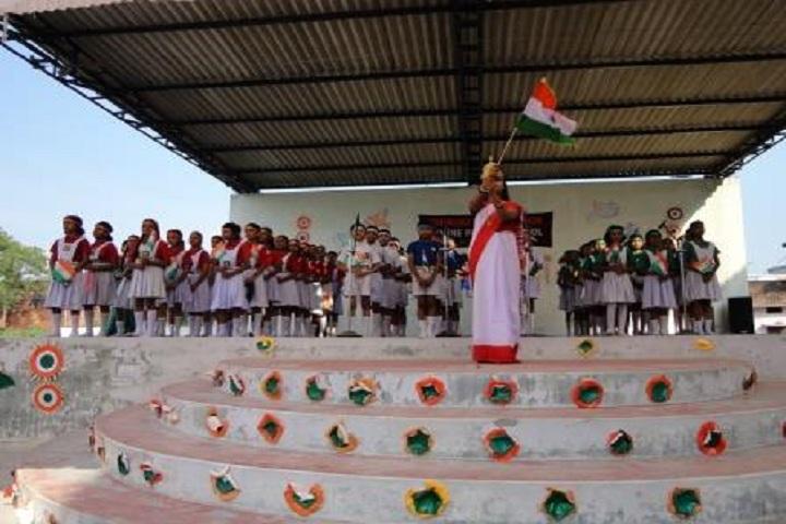 Divine Public School-Events independance day programme
