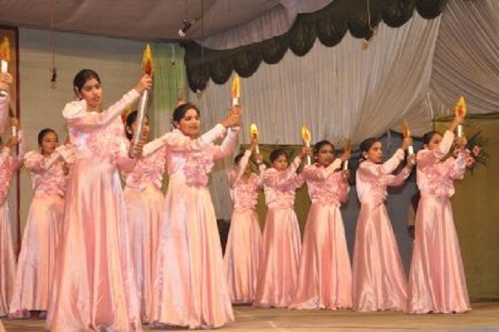Divine Public School-Events programme