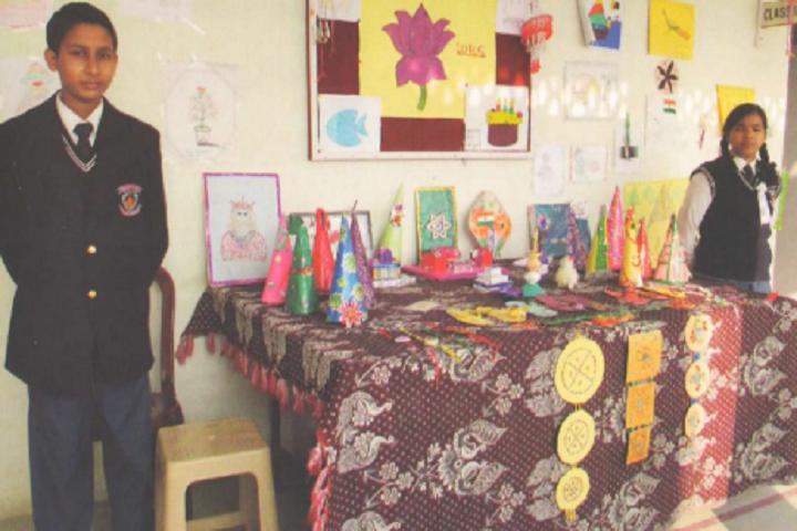 Divine Public School-Others exhibition