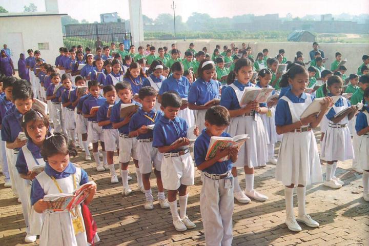 Divine Public School-Others prayer