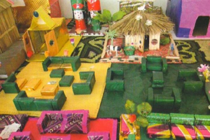 Divine Public School-Art and Craft room