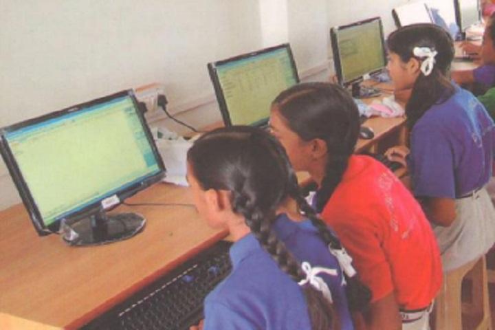 Divine Public School-Computer Lab