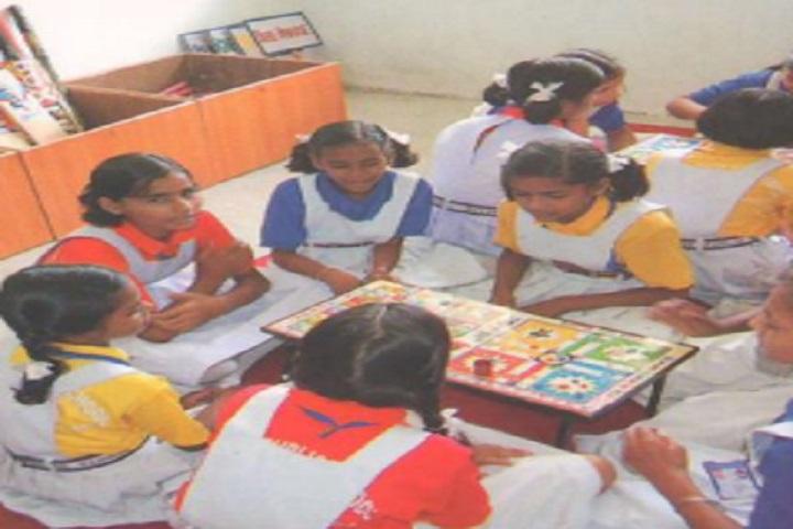 Divine Public School-Games