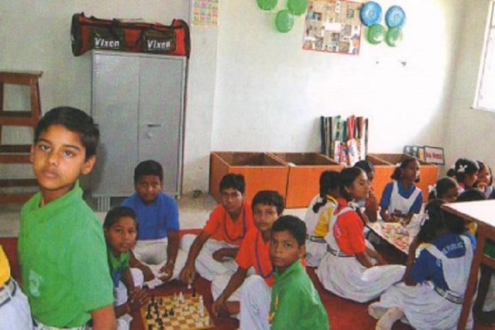 Divine Public School-Indoor Games