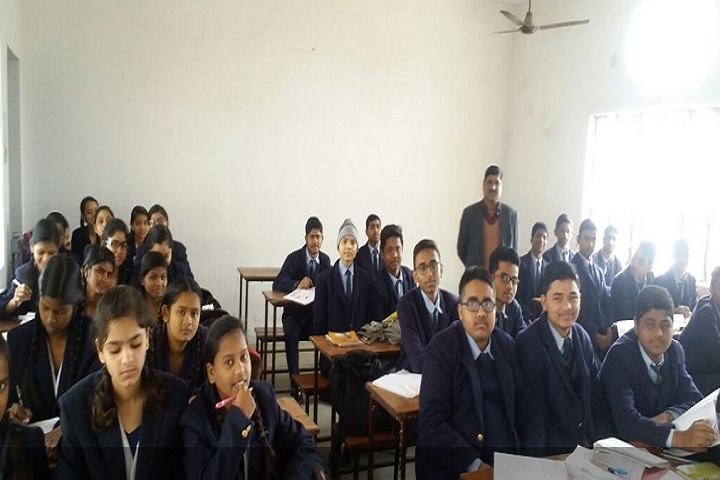 Divya International School-Classroom view