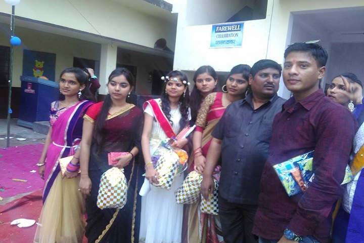 Divya International School-Farewell