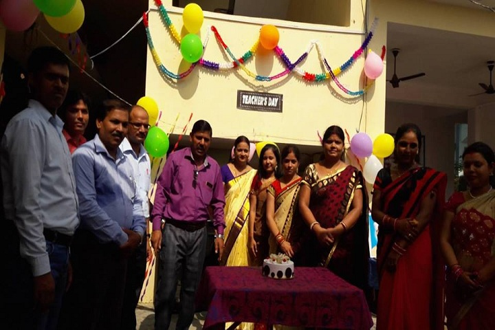 Divya International School-Events teachers day