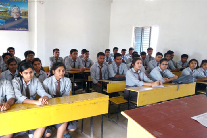 Shanti Niketan Shikshan Sansthan-Class Room