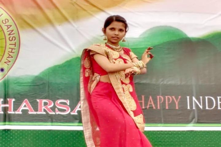 Shanti Niketan Shikshan Sansthan-Cultural Dance