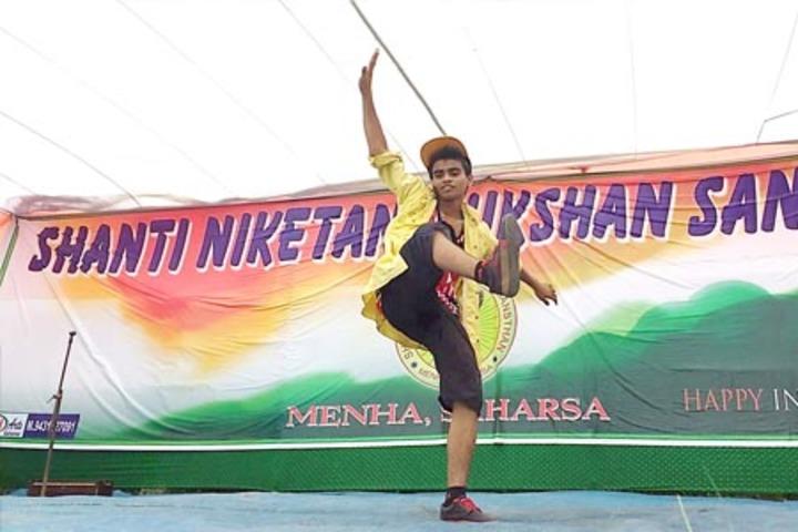 Shanti Niketan Shikshan Sansthan-Dance Activity