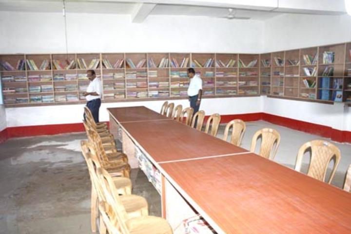 Shanti Niketan Shikshan Sansthan-Library