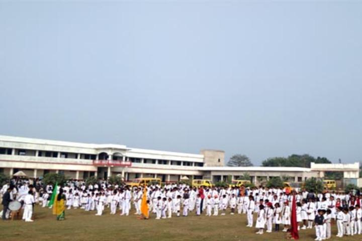 Shanti Niketan Shikshan Sansthan-Prayer