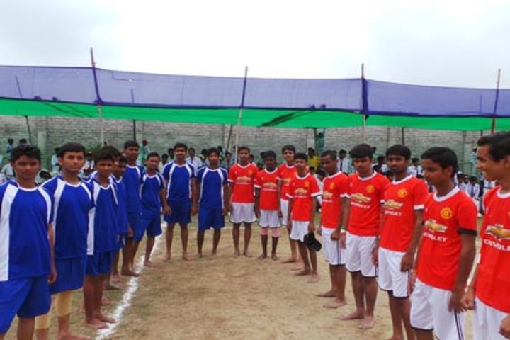 Shanti Niketan Shikshan Sansthan-Sports Team