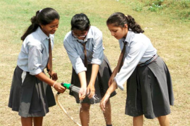 Shanti Niketan Shikshan Sansthan-Students