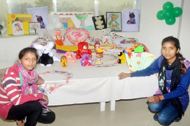 Divya Public School-Others exhibition