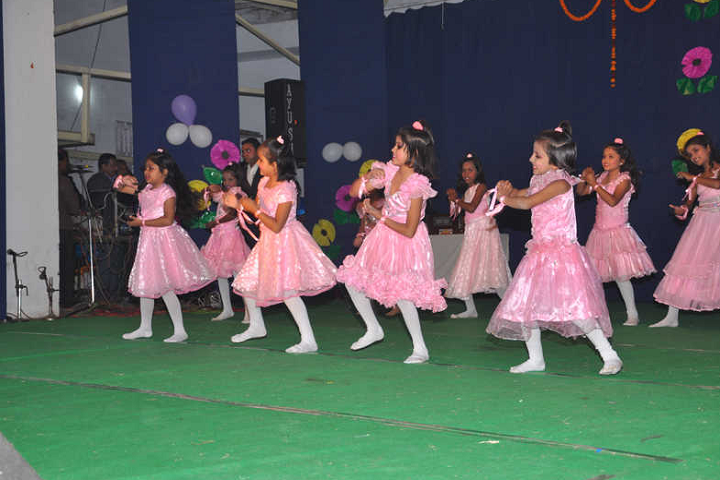 Dlw Inter College-Events dance