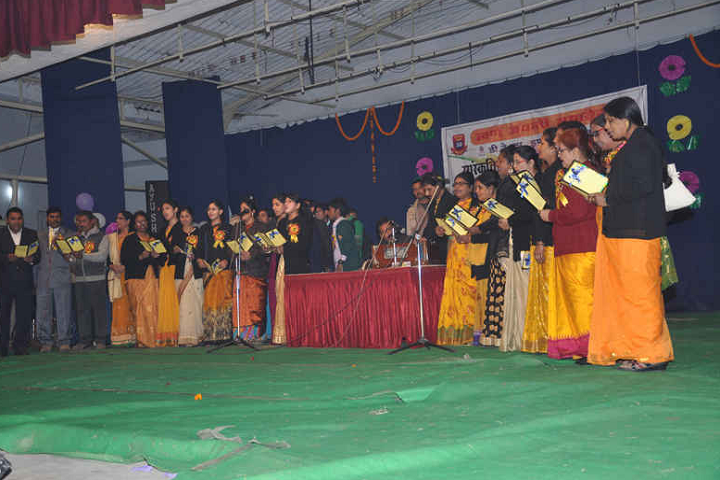Dlw Inter College-Events singing