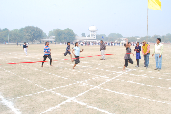 Dlw Inter College-Sports running